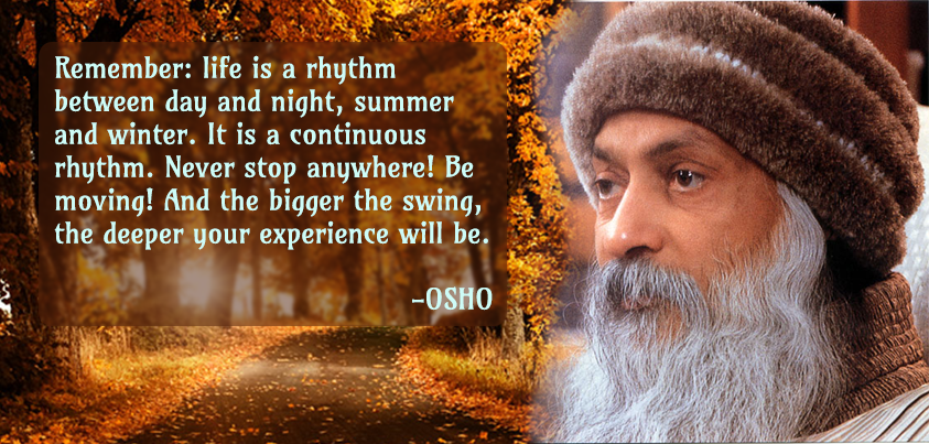osho quotes on life quotesgram